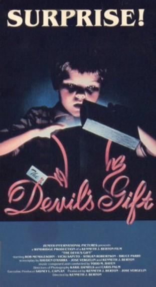 The Devil's Gift, Berton