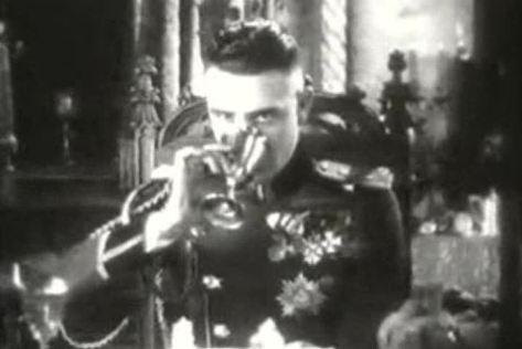 The Merry Widow - Erich von Stroheim, 1925
