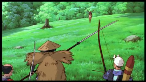 Mononoke Hime - Hayao Miyazaki, (1997)