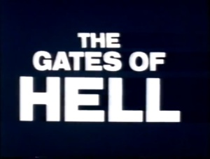 Gates of Hell - Lucio Fulci, 1980