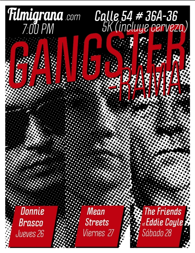 Gangster-RAMA Semana 2