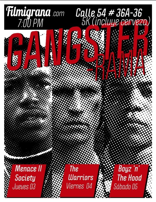 Gangster-RAMA Semana 3