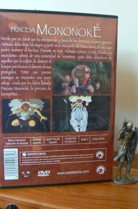 Mononoke - Babilla reverso
