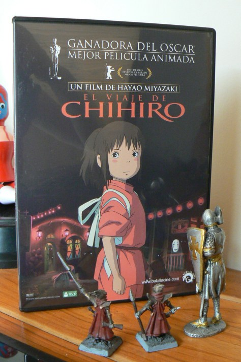 Chihiro - Babilla portada