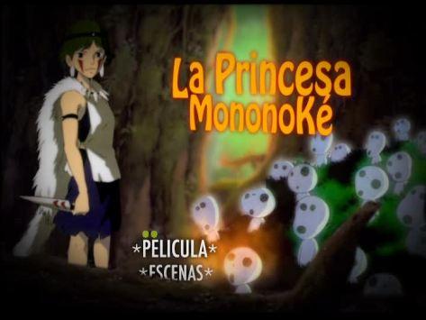 Mononoke - Babilla menú
